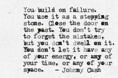 Accept, adjust, move forward...