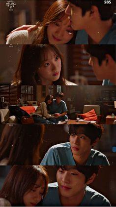 Korean Drama Quotes, Korean Drama Movies, Korean Actors, Lee Sung Kyung Doctors, South Korea Culture, Romantic Doctor, Ahn Hyo Seop, Seo Digital Marketing, Drama Memes