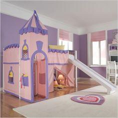sweet little girls room.