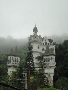 Spires, Santa Teresa, Rio de Janeiro, Brazil