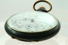 Chronograph, MINERVA,  ca. 1911, Kaliber 19-9-CH, Autosport SENN