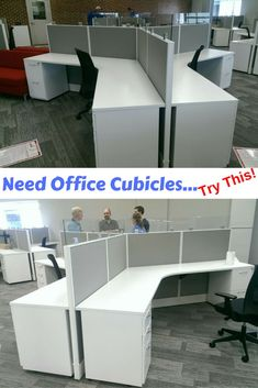 Cubicle Office Furniture Property office cubicle glass walls photo - 5 | workspace | pinterest