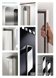 ergonomiczne, funkcjonalne i piękne - pochwyty drzwiowe