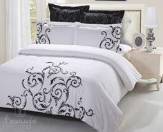 Купить постельное белье из супер-сатина ВЕНЗЕЛЬ 1,5-сп от производителя KingSilk (Китай)