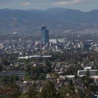 Simat reporta la calidad de aire buena en el Valle de México