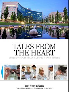 A Day in the Life at the Nation's No.  1-Ranked Heart Program. #heart #clevelandclinic #app