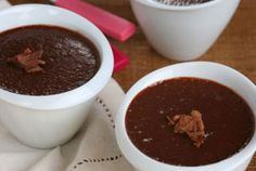 Crème au chocolat