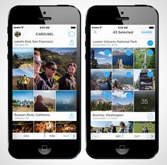 Check out Carousel, Dropbox's new app for storing and sharing photos.