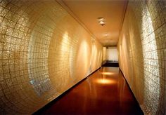 現代の手法による大型創作和紙 /和紙 - 堀木エリ子/建築空間における和紙造形の創造