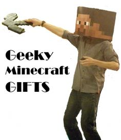 Looking for geeky gamer Minecraft themed gifts and t-shirts? Got a family member who is completely addicted to Minecraft? Wanting a funny and...