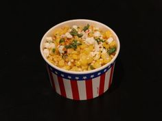 Get Chili Cilantro Corn off the Cob with Cotija Cheese Recipe from Cooking Channel