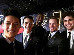 Shadowhunters male cast
