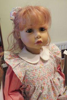 Charlene  a beautiful limited edition Joke Grobben design doll by Gotz
