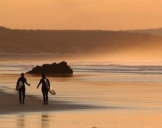 Cornwall - yey this is the place we know and love ....