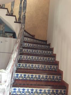 Stairs Portugal, Stairs, Home Decor, Stairway, Decoration Home, Room Decor, Staircases, Home Interior Design, Ladders