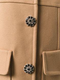 Acquista Nº21 Cappotto con tasche grandi.