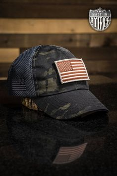 Nine Line Apparel - American Clothing Company Nine Line Apparel, American Apparel, American Clothing, Trump Hat, Hunting Camo, Flag Patches, Back Strap, Casual Clothes, Work Clothes