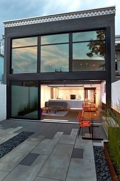 Salt and Pepper House | Kube Architecture | Archinect