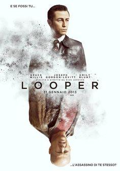 #LuccaComics Looper in anteprima nazionale al Lucca Movie Comics & Games 2012! #LuccaMovie #lcgmovieSW