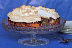 Apfel-Mohntorte mit Baiser Cheesecake, Desserts, Food, Biscuits, Pies, Kuchen, Merengue, Apple, Dessert Ideas