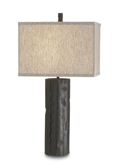 Buy the Currey and Company 6868 Mole Black Direct. Shop for the Currey and Company 6868 Mole Black Caravan 1 Light Wrought Iron Table Lamp with Oatmeal Linen Shade and save. Transitional Table Lamps, Contemporary Table Lamps, Modern Table, Luxury Table Lamps, Black Table Lamps, Pc Table, Iron Table, Lamp Table, Light Table