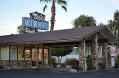 Tropics Motor Hotel (82297 Indio Boulevard) Offering an outdoor swimming pool, this historic Indio motel features guest rooms with free Wi-Fi. Indio town centre is 1.8 km away.  A TV is provided in each air-conditioned room at Tropics Motor Hotel. #bestworldhotels #travel #us #indio