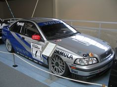 Volvo S40.  This car won the 1998 Bathurst 1000km race in Australia, Driven by Rickard Rydell and Jim Richards