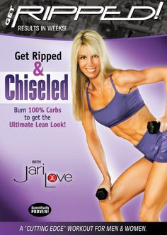 Jari Love's Get Ripped and Chiseled