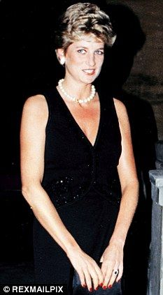 diana of wales - 1994