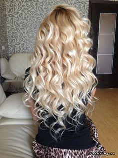 #blondhair #наращивание #наращиваниеволос