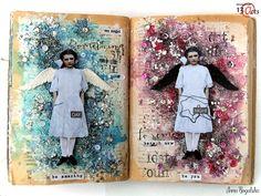 13arts: Challenge #40 - Angels / Anioły - Anna Rogalsks