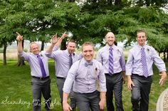 Groomsmen at Shupe Homestead Wedding Photo by Denver Wedding Photographer
