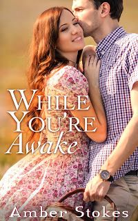 Giveaway at Christian Bookshelf Reviews: While You're Awake by Amber Stokes #BookGiveaway