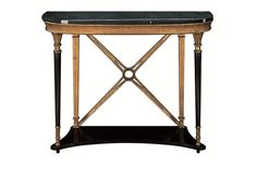 Arnon Console - Transitional Console Tables - Dering Hall