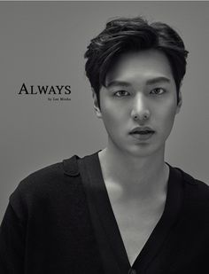 I'm gonna miss him so much while he is in mandatory service in the army for South Korea for the next 2 years ! LMH . 이민호, 2년 만에 싱글 앨범 발표...'특급 팬 사랑'
