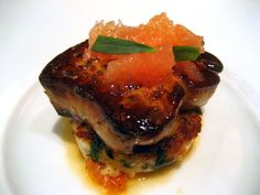 Fat Is Good  - Seared Foie gras. http://greatist.com/health/saturated-fat-healthy