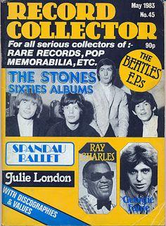 SIXTIES BEAT: Ray Charles Julie London, Rare Records, Ray Charles, The Beatles, Beats, Album, Beatles, Card Book