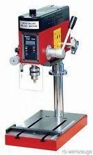 Feinmechaniker Uhrmacher  Modelbau Mini Tischbohrmaschine X0