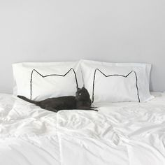 Cat Nap Pillowcases Pillowcases - by Xenotees  - 1