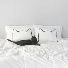 Cat Nap Pillowcases Pillowcases - by Xenotees  - 1