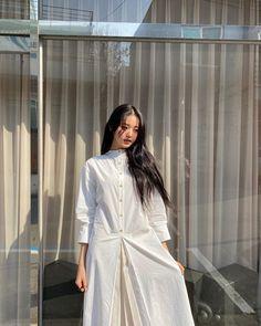 Wiz*one — Jang Wonyoung Beautiful Young Lady, Japanese Girl Group, The Wiz, Kpop Girls, My Idol, Shirt Dress, Female, Celebrities, Instagram