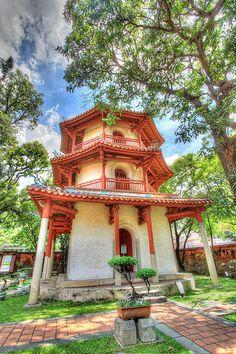 Confucius Temple, Tainan, #Taiwan