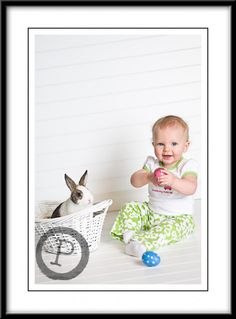 cute Easter pic idea