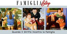 Famiglia blog - Testata progettata per il Blog nel 2013