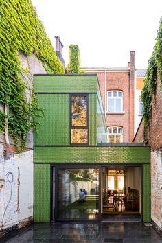 house SPS / P8 architecten