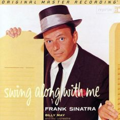 FRANK SINATRA - SWING ALONG WITH ME (NUMBERED LIMITED EDITION 180G Vinyl LP)