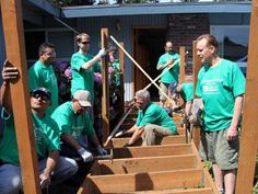 Master Builders Care Foundation construct free wheelchair ramps