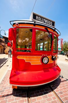 Red Car Trolley to see the stars!