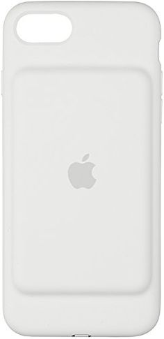 Apple iPhone 7 Smart Battery Case White  http://topcellulardeals.com/product/apple-cell-phone-case-for-iphone-7/?attribute_pa_color=white&attribute_pa_customerpackagetype=standard-packaging  iPhone 7 Smart Battery Case gives you increased talk time, up to 26 hours, more Internet use, up to 22 hours on LTE, and more video playback, up to 24 hours.  A single Lightning cable allows you to charge your iPhone 7 and the Smart Battery Case at the same time. With the Smart Battery ca