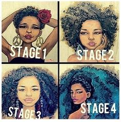 The stages team natural
